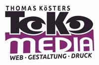 Homepage Agentur ToKo-Media, Aschau im Chiemgau